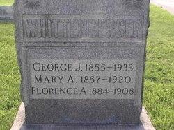 Mary Alice <I>Hoffmaster</I> Whittenberger
