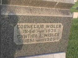 Cynthia A <I>Lower</I> Wisler