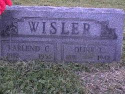 Olive L <I>Whittenberger</I> Wisler