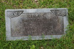Lula Luvenia <I>Collins</I> Barnacastle