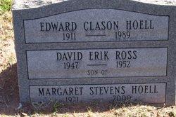 Edward Clason Hoell
