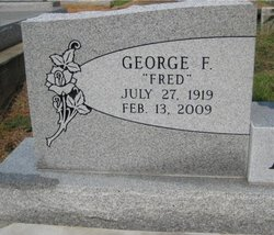 """George F """"Fred"""" Andrus"""