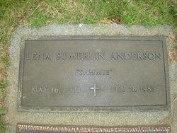 """Lena Sumerlin """"Sammie"""" Anderson"""
