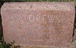 Helen Maurice <I>Woods</I> Andrews