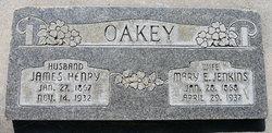 Mary E Oakey