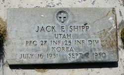 Jack Ernest Shipp