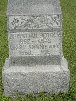 Mary Ann Berger