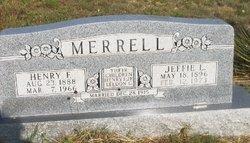 Jeffie L <I>Jolly</I> Merrell