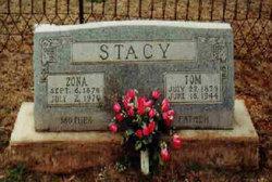 Zona <I>Weatherby</I> Stacy