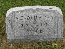 Alonzo M. Adams