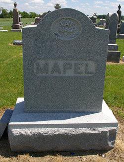 Sarah <I>Becker</I> Maple