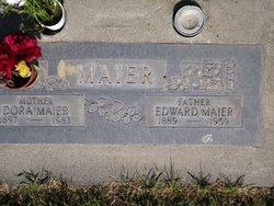 Dora <I>Becker</I> Maier
