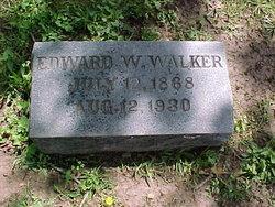 Dr Edward Wilber Walker