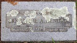 Ernestine A <I>Henry</I> Hendrix