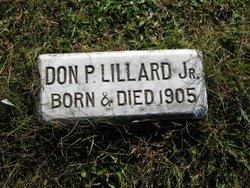 Don P Lillard, Jr