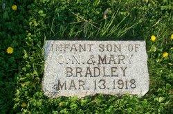 Infant Son Bradley