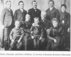 Hannah Hood <I>Hill</I> Romney