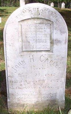 John Haslup Caples