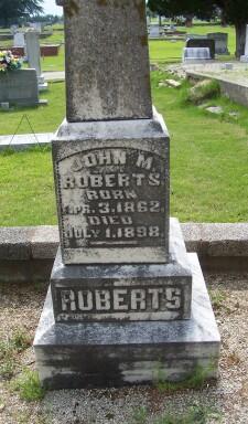 John Melville Roberts
