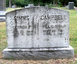 Willie <I>Simms</I> Campbell