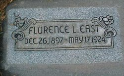 Florence Louisa East
