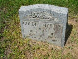 Goldie Myrtle Case