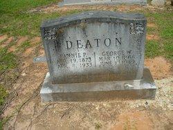 George Washington Deaton