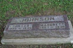 Margaret Elizabeth <I>Teague</I> Johnson
