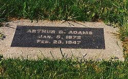 Arthur George Adams