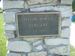 Taylor-Martin Cemetery