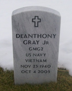 DeAnthony Gray, Jr