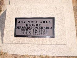 Joy Nell Abla