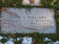 John Arthur Williams