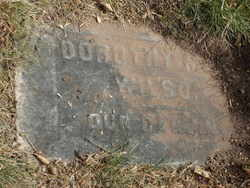 Dorothy M Wilson