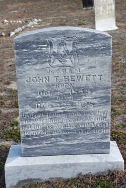 John Thomas Hewett
