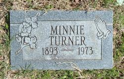 Florence Minnie <I>Denton</I> Turner