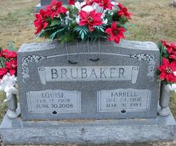 Elsie Louise <I>Mulvaney</I> Brubaker