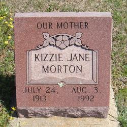 Kizzie Jane Morton