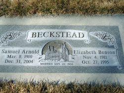 "Elizabeth Vernice ""Beth"" <I>Benson</I> Beckstead"