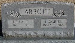 Della Teal <I>Buxton</I> Abbott