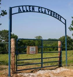 Allen-Claybrook Cemetery