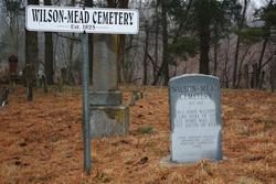 Wilson-Mead Cemetery