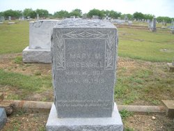 Mary M. Greenhill