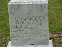 "Robert Franklin ""Bob"" Garrison"