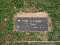 Marion Herman Bennett