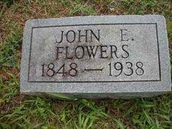 John E Flowers