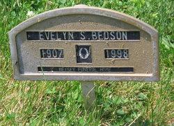 Evelyn S <I>Sturgis</I> Bedson