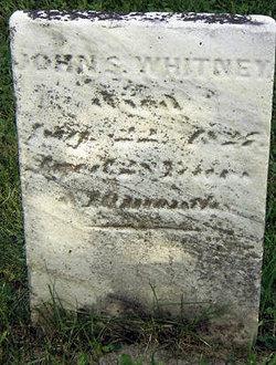 John S Whitney