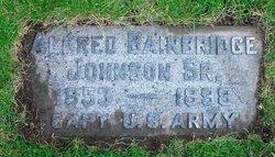 Capt Alfred Bainbridge Johnson Sr.