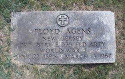 Pvt Floyd Agens
